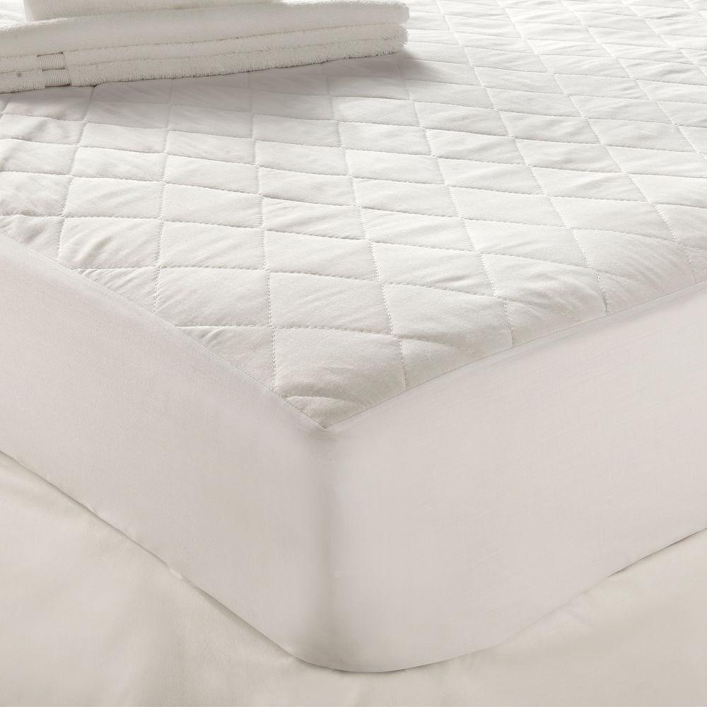 New Silentnight King Bed Size Super Soft Quilted Mattress