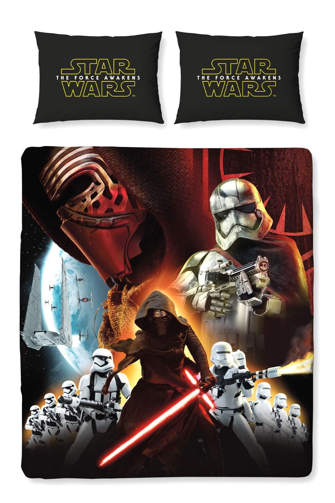 New Disney Star Wars Quot Awaken Quot Double Duvet Quilt Cover