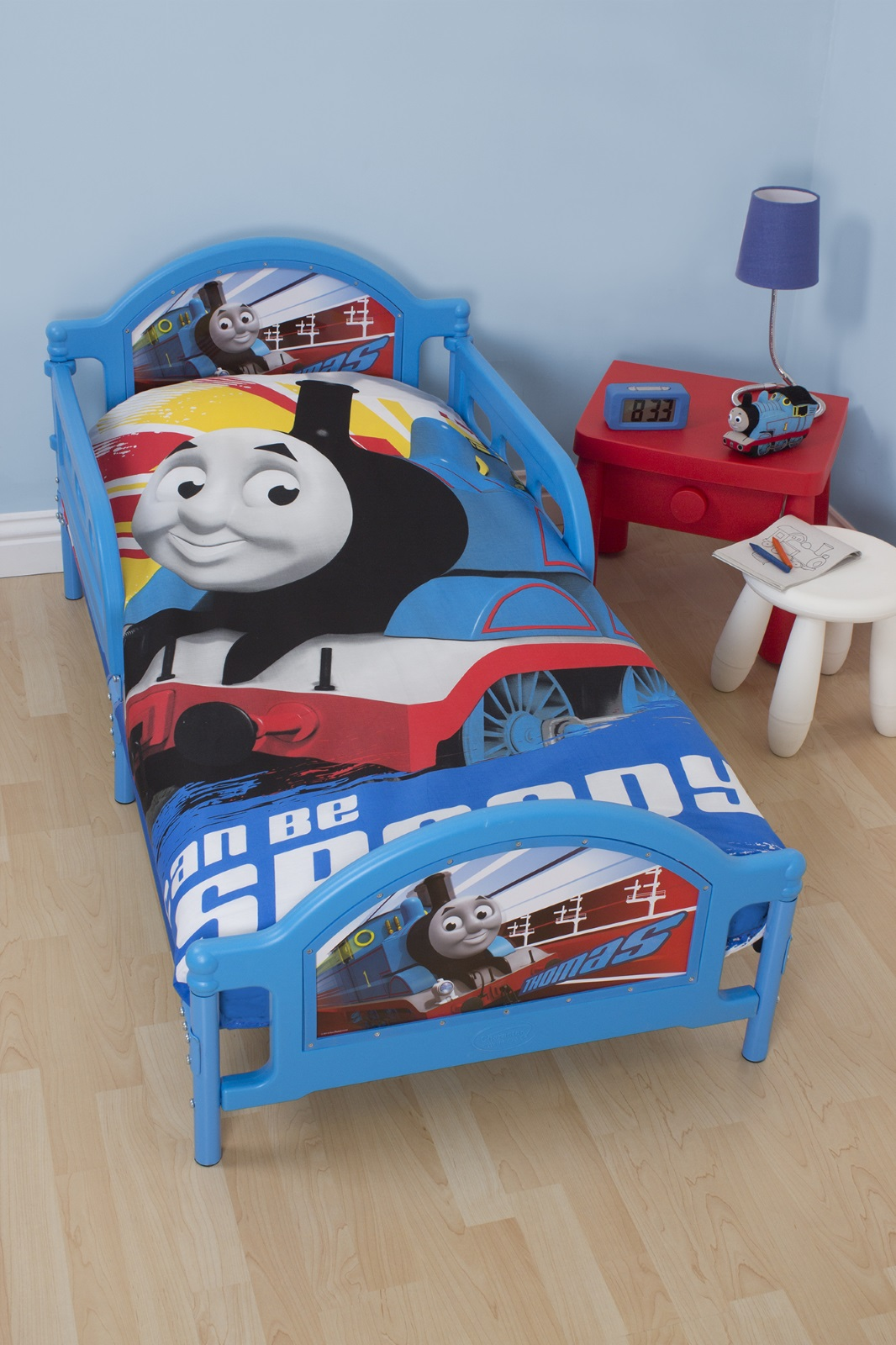 Thomas The Tank Engine Cot Bed Set