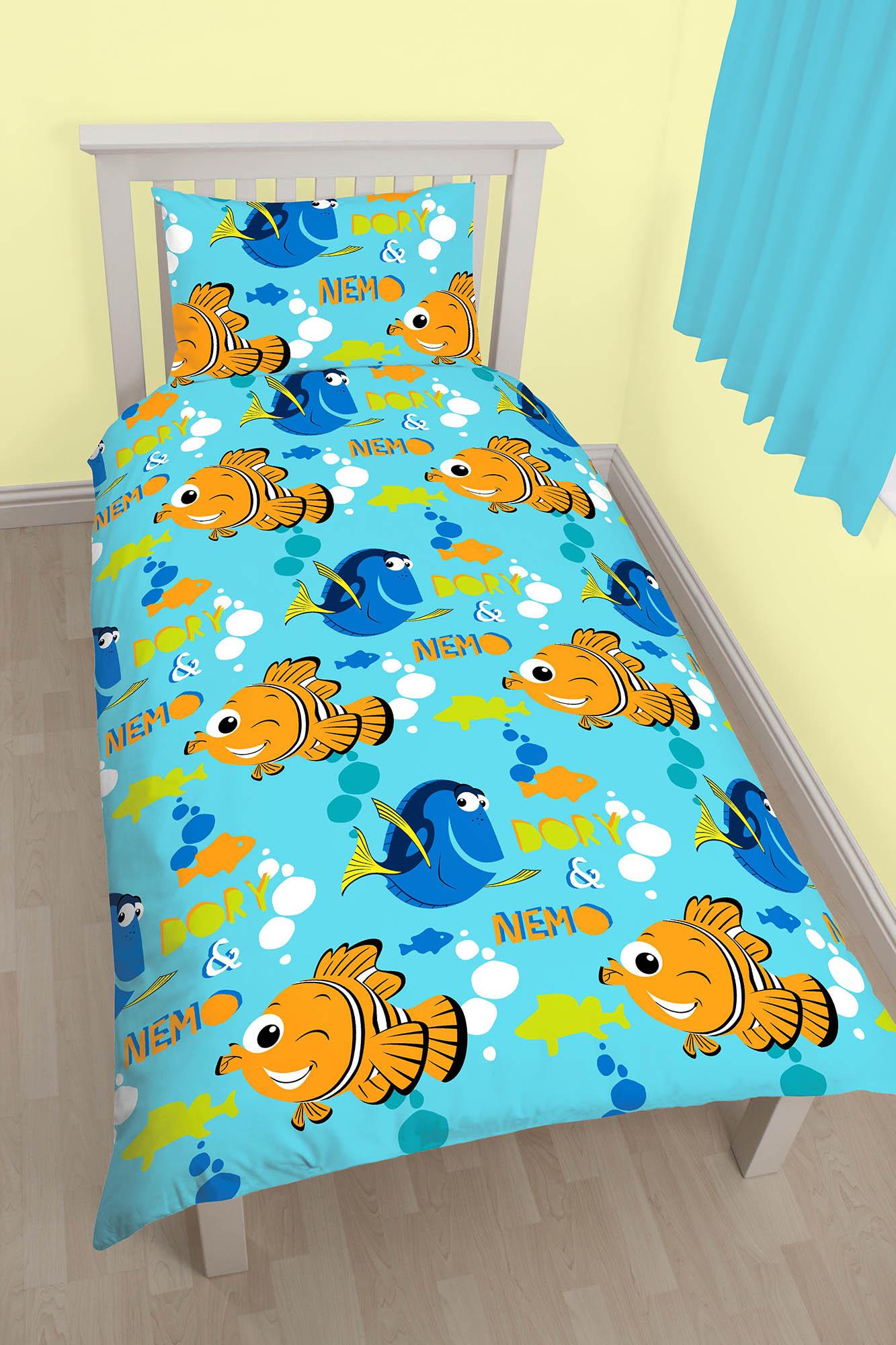 Finding Nemo Single Dory Single Duvet Set