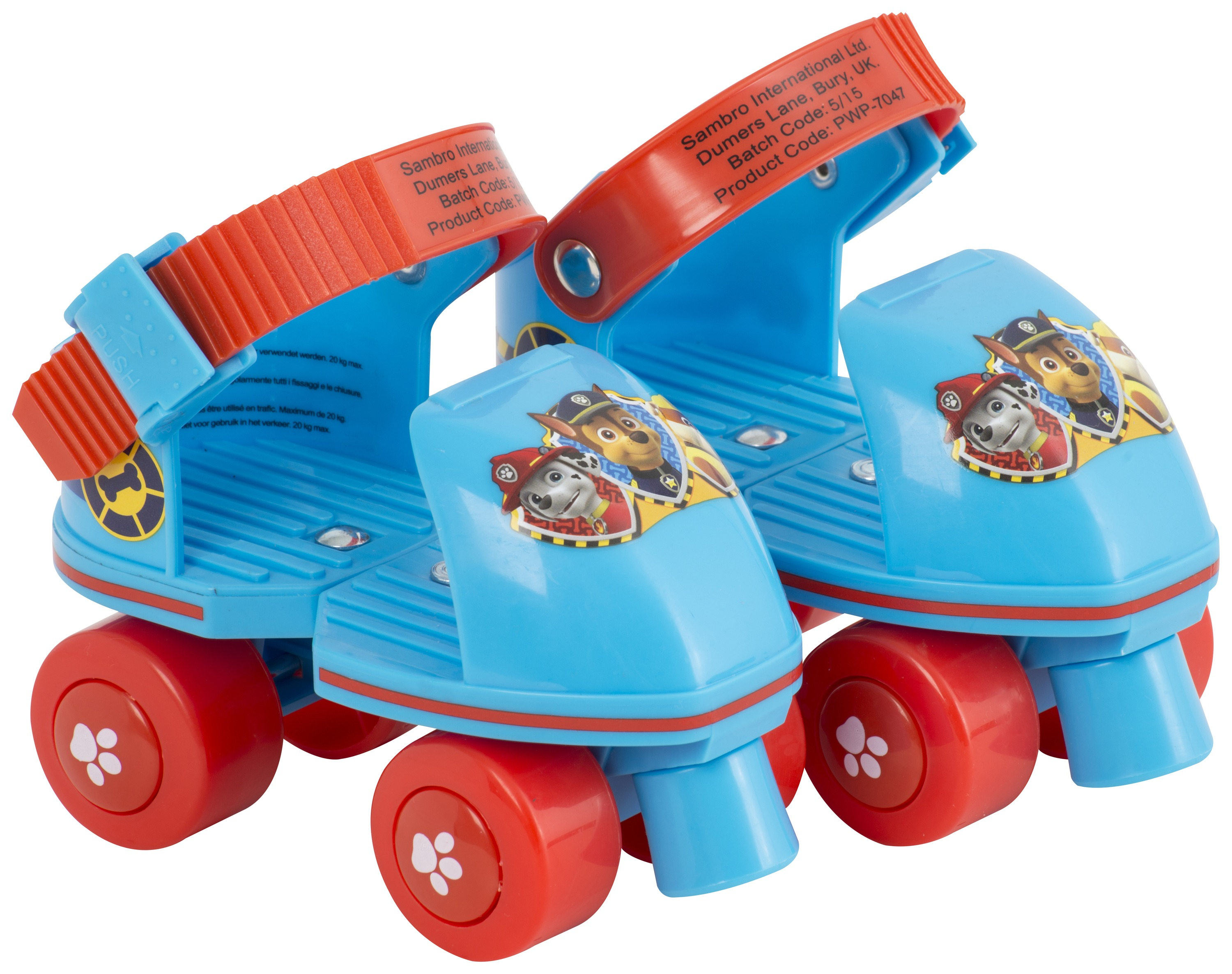 Rollerblades And Toys : New paw patrol childrens kids toddler adjustable size