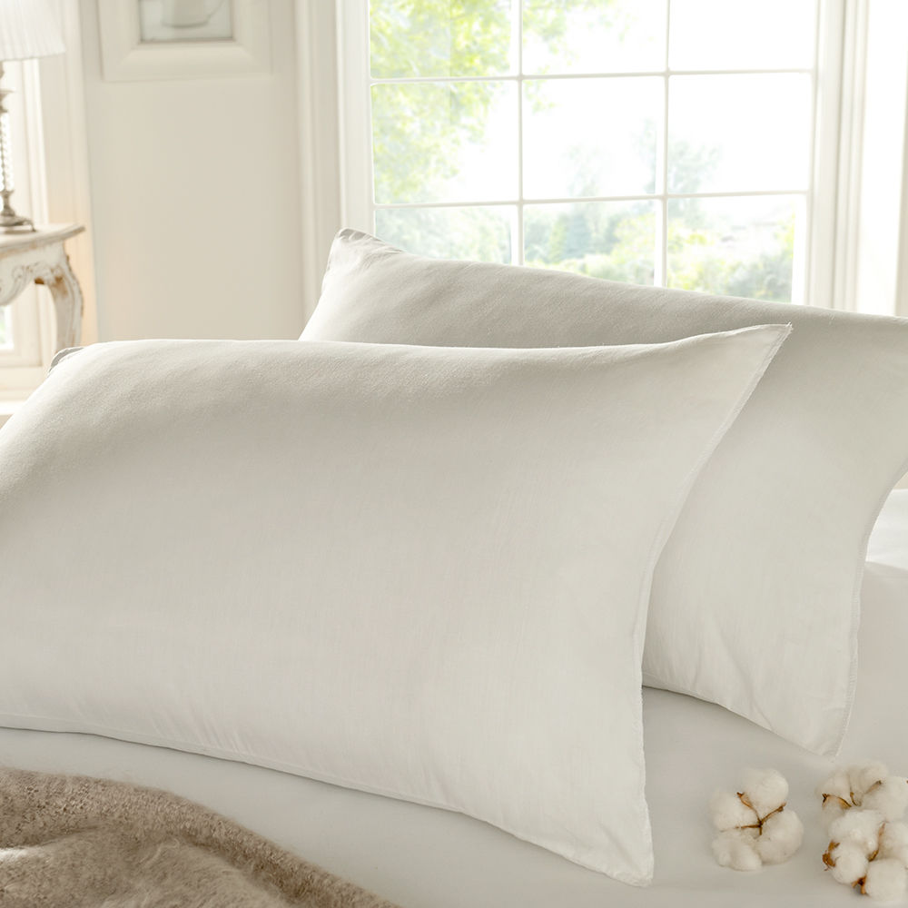 Silentnight Luxury Anti Allergy Pillow Pair Includes 2