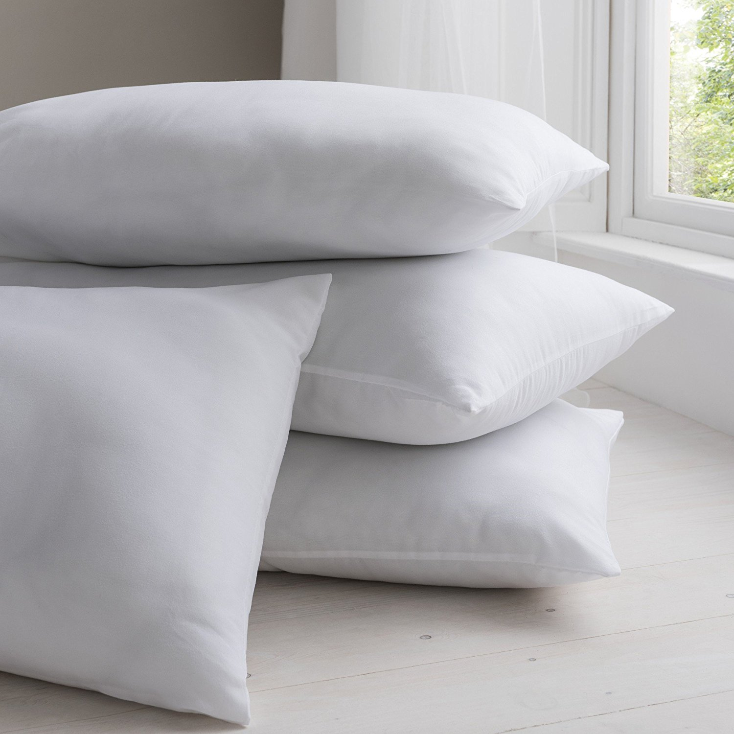 Silentnight luxury collection soft like down pillow 4 pack for Best soft down pillow